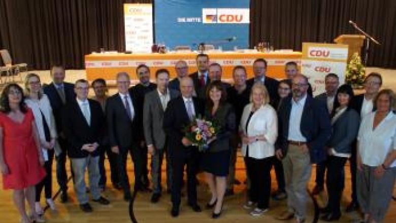 Kandidaten der CDU von Rhein und Mosel in den neuen Kreisvorstand gewählt